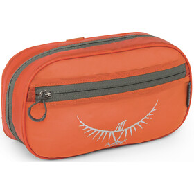 Osprey Ultralight Bolsa Neceser Baño Cremallera, poppy orange